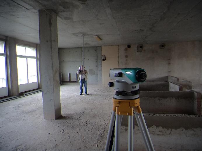 Геодезическое наблюдение за деформациями сооружений и зданий