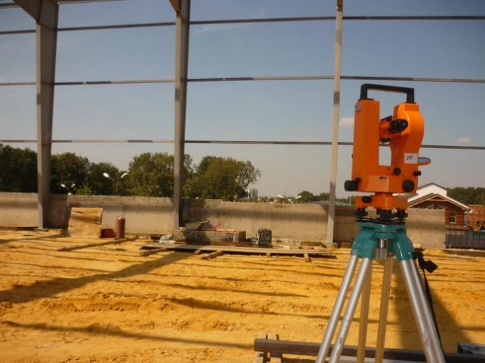 Геодезический мониторингу технического состояния зданий и сооружений